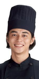 [廃番]AN-1143 SUNPEX(サンペックス) コック帽(男女兼用)