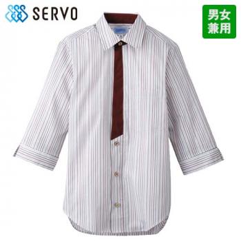 BT-3121 3122 SUNPEX(サンペックス) 七分袖/シャツ(男女兼用)