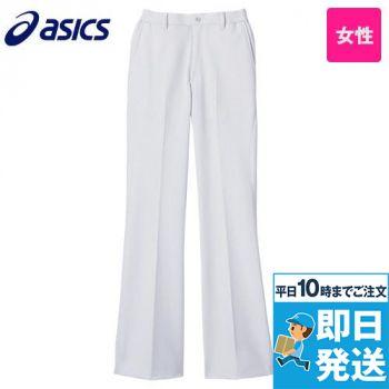 LKM101-0100 アシックス(asics) ブーツカットパンツ(女性用)