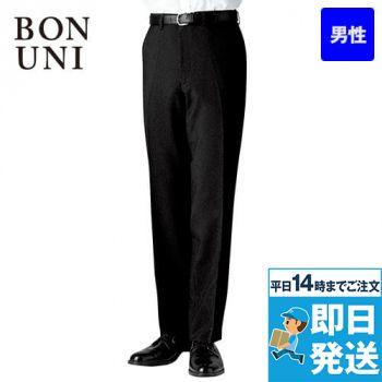 12108 BONUNI(ボストン商会) アジャスターパンツ(ノータック)/股下フリ(男性用)