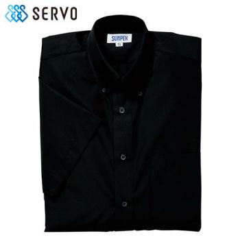 Y-5811 5812 5815 5816 SUNPEX(サンペックス) ブロードシャツ/半袖ボタンダウン(男女兼用)
