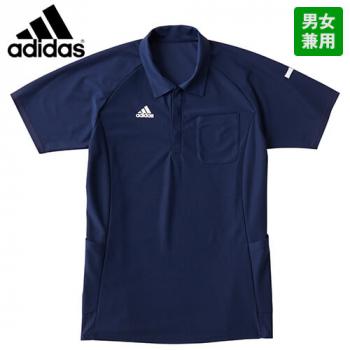 SCS730-2 5 8 adidasアディダス ポロシャツ(男女兼用)