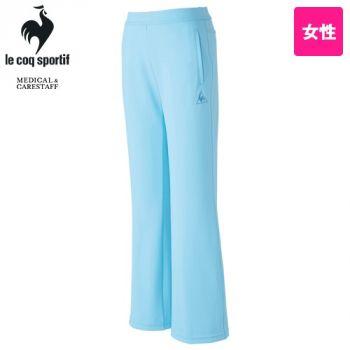 UZL2014 ルコック ジャージ ブーツカットパンツ (女性用)