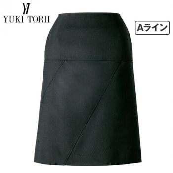 YT3911 ユキトリイ Aラインスカート 40-YT3911