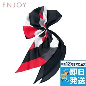 EAZ624 enjoy ミニスカーフ