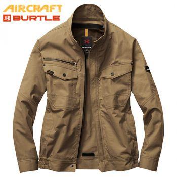 バートル AC1131 エアークラフト[空調服]長袖ブルゾン(男女兼用) 綿100%