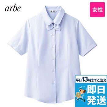 BL-6815 チトセ(アルベ) 半袖/ブラウス リボンタイ付き 84-BL6815
