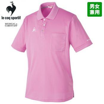 UZL8022 ルコック 半袖ドライポロシャツ(男女兼用) ポケ付き