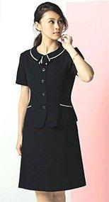 S-16070 SELERY(セロリー) マーメイドスカート 無地 99-S16070