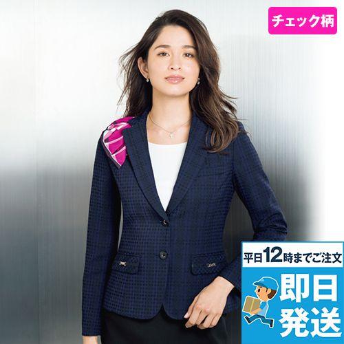 BCJ0114 BONMAX/ニュアンスドビー ジャケット チェック