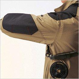 肩・袖 コーデュラ補強布使用