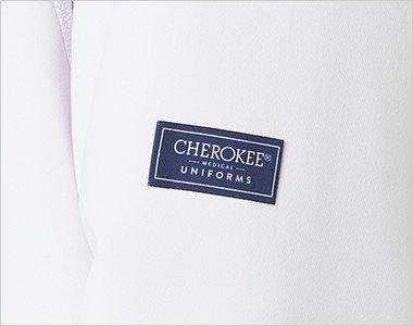 左袖 CHEROKEEオリジナルロゴピスネーム付き