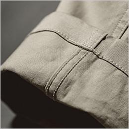 丈夫な巻き二重縫い