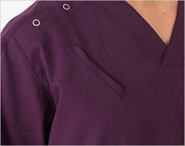 右胸 PHSポケット
