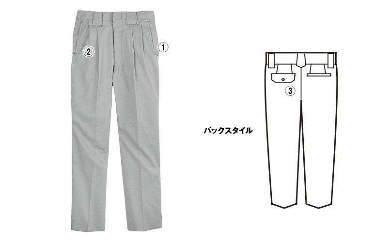 ジーベック8882 商品詳細・こだわりPOINT