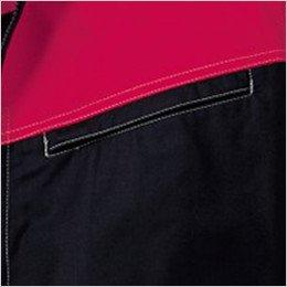 両胸 ポケット