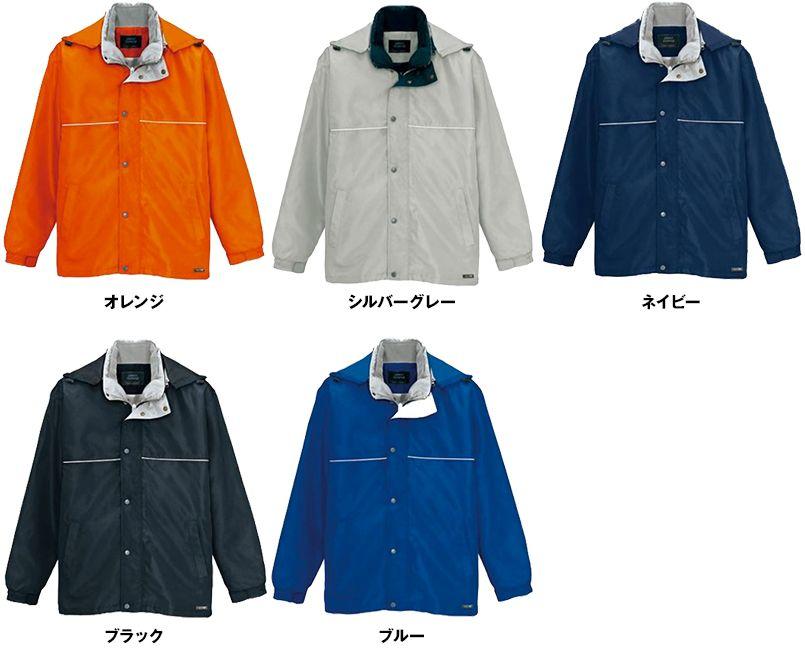 AZ1960 アイトス 3WAYショートコート(男女兼用) 色展開