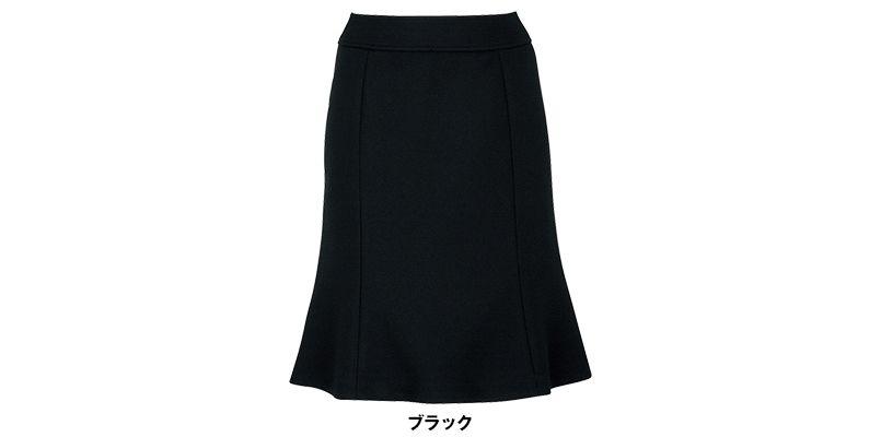 BONMAX AS2247 [通年]エターナル マーメイドスカート 無地 色展開
