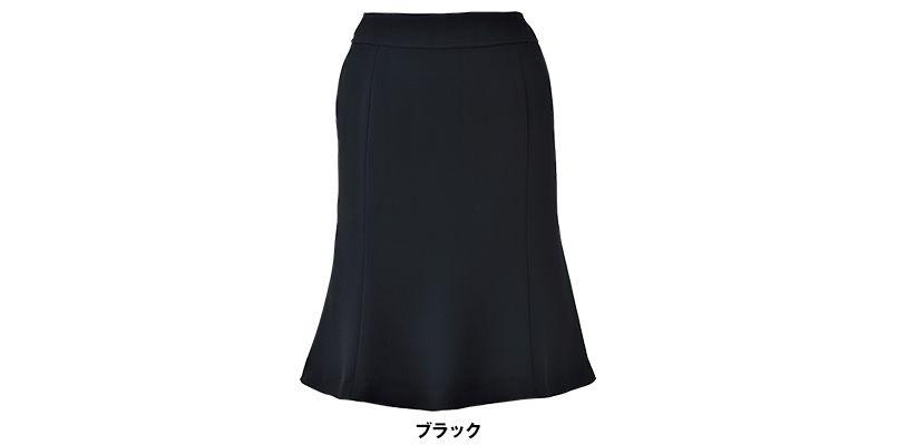 LS2741 BONMAX/べルタ マーメイドスカート 無地 色展開