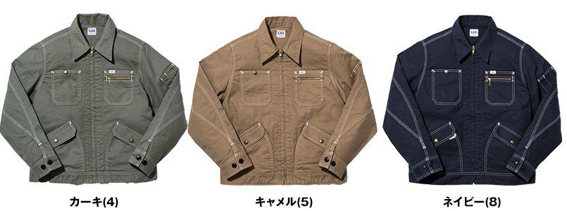 LWB06002 Lee ジップアップジャケット(男性用) 色展開
