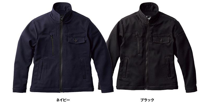 RJ0913 ROCKY ブルゾン(男女兼用) バックツイル 色展開
