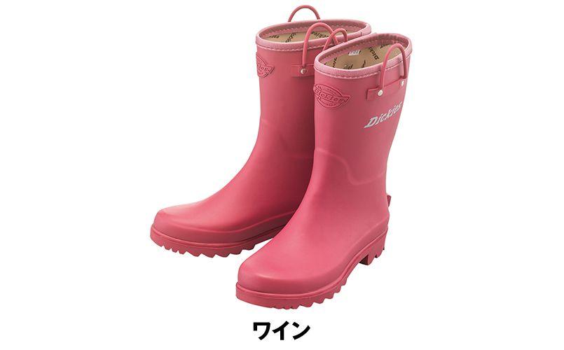 D-3402 Dickies ブーツ(女性用) 色展開