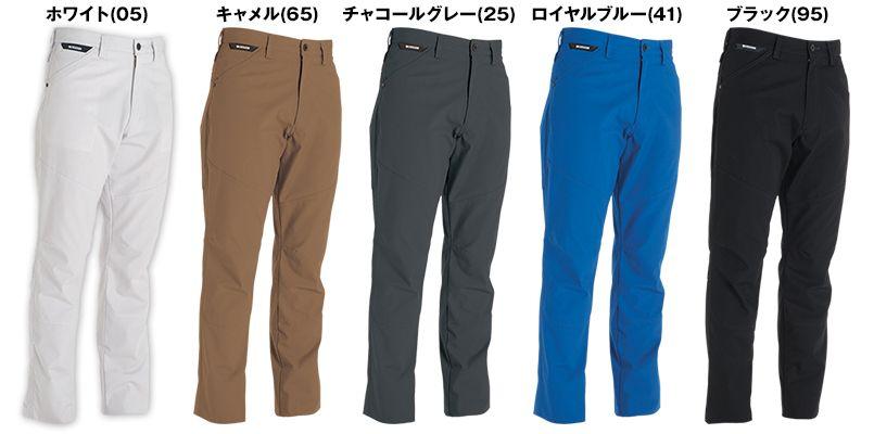 6112 TS DESIGN RIP STOPパンツ(男性用) 色展開