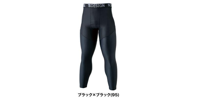 84122 TS DESIGN 接触冷感ロングパンツ(男性用) 色展開