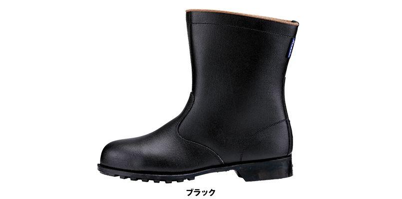 ジーベック 85028 安全半長靴 スチール先芯 色展開