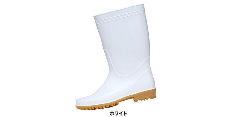 ジーベック 85762 耐油長靴 先芯なし 色展開