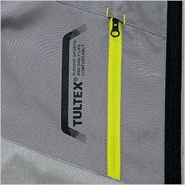AZ50197 アイトス タルテックス 空調服 ベスト(男女兼用) ポリ100% 作業中に中身が飛び出さないファスナーポケット付き