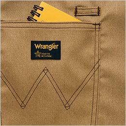 AZ64182 アイトス Wrangler(ラングラー) ショートエプロン(男女兼用) Wポケット&ループ付