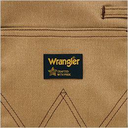 AZ64182 アイトス Wrangler(ラングラー) ショートエプロン(男女兼用) ブランド織りネーム