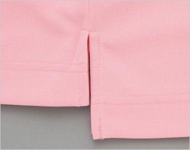 AZ7668 アイトス ペップ サイドポケット半袖ポロシャツ(男女兼用)(6.3オンス) スリット入り
