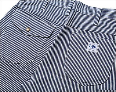 LWP66002 Lee カーゴパンツ(男性用) 深さがある左右のポケット