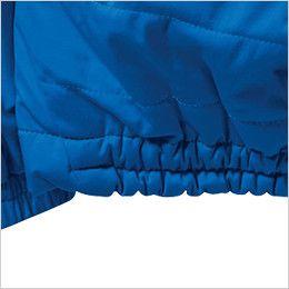 バートル 7410 [秋冬用]防風ストレッチ軽量防寒ブルゾン(男女兼用) シャーリングゴム