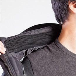 バートル 7510 [秋冬用]リップクロス防寒ジャケット(大型フード付)(男女兼用) マイクロブロックフリース