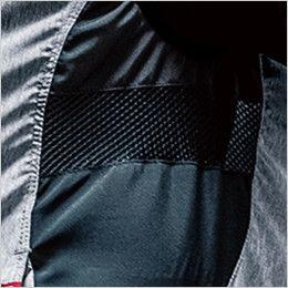AC1024SET バートル エアークラフトセット[空調服]迷彩ベスト(男女兼用) ポリ100% 脇通気メッシュ