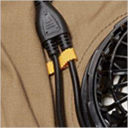 バートル AC1131 エアークラフト[空調服]長袖ブルゾン(男女兼用) 綿100% コードループ