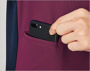MZ-0165 ミズノ(mizuno) ジャケット(女性用) スマホポケット