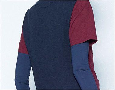 MZ-0165 ミズノ(mizuno) ジャケット(女性用) バックスタイル