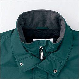自重堂 48380 シンサレートウルトラ防水防寒ブルゾン(フード付・取り外し可能) 二重衿仕様