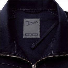 自重堂 54070 [春夏用]JAWIN 空調服 長袖ブルゾン 綿100% 調整ヒモ