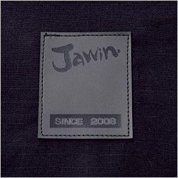 自重堂 54070 [春夏用]JAWIN 空調服 長袖ブルゾン 綿100%  Jawinのロゴ入りワッペン