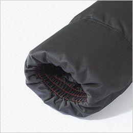 自重堂 58400 [秋冬用]JAWIN マルチストレッチ防寒ジャンパー(フード付)[刺繍NG](新庄モデル) 内側