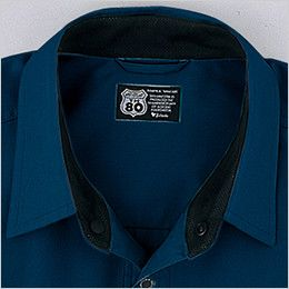 自重堂 84114 [春夏用]エコ 3バリュー 半袖シャツ(JIS T8118適合) 背当てメッシュ