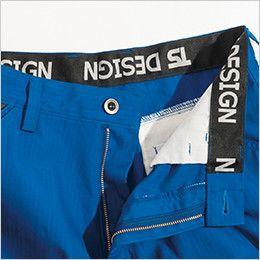 61145 TS DESIGN リップストップ メンズカーゴショートパンツ(男性用) デザイン