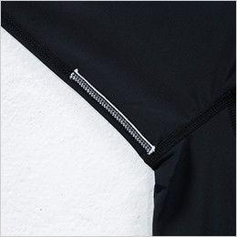 84152 TS DESIGN 接触冷感ロングスリーブシャツ(男性用) 消臭テープ