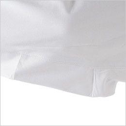 ジーベック 2094 [春夏用]プリーツロン綿100%長袖ブルゾン ひじタック付き