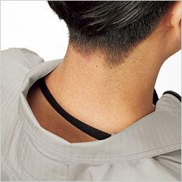 ジーベック XE98002 [春夏用]空調服 綿100% 現場服長袖ブルゾン 調整ひもで空気の抜けを調整